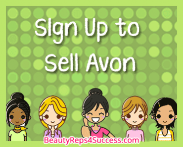 Sign Up To SELL-AVON-HOME