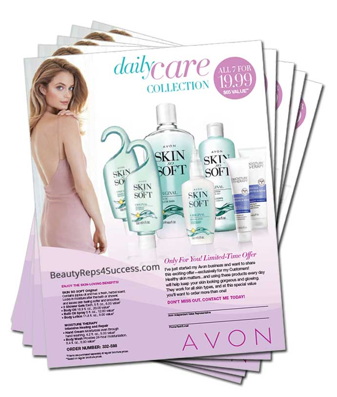 Avon Daily Care