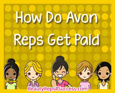 How much do you get paid for avon