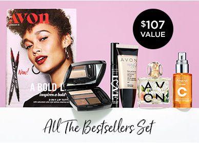 Alll The Best Sellers New Avon Rep Git