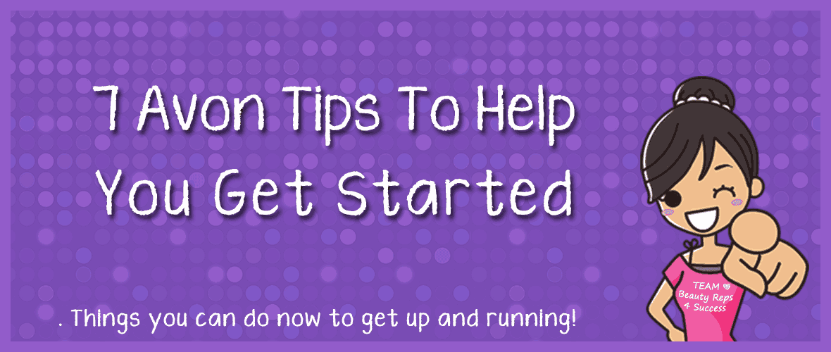 7-Avon tips-to-get-started